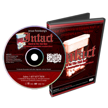 >Intact DVD by Jesse Feinberg