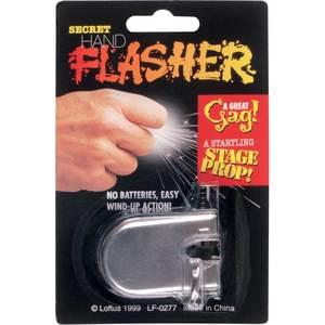 Hand Flasher (Funkenring)