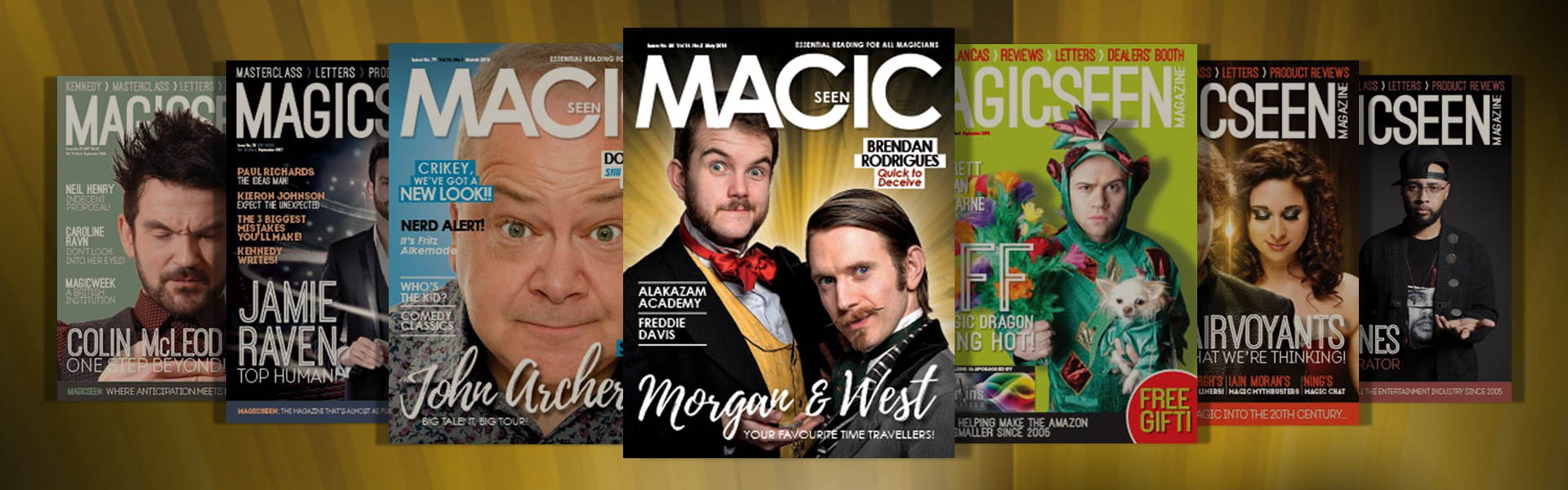 >12 Months Magicseen Subscription