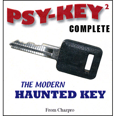 Psy-Key II (Complete with Bat Magnet)