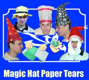 >Magic Hat Paper Tear (Wizzard)