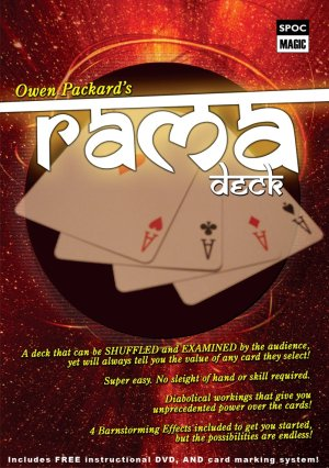 >RaMa Deck (with free DVD and Marking System)