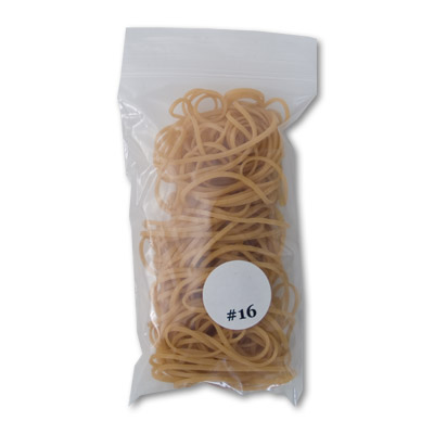 Silicon Rubber Bands Size 16