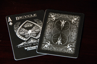 Bicycle Shadow Master Deck