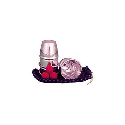 >Cups & Balls (Aluminium)