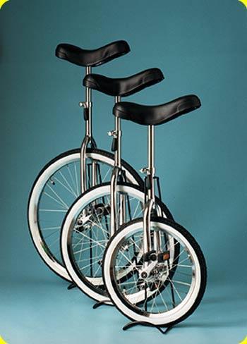 >Beginners Unicycle 12