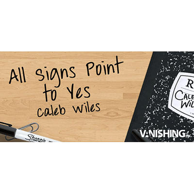 All Signs Point To Yes by Caleb Wiles and Vanishing, Inc. video