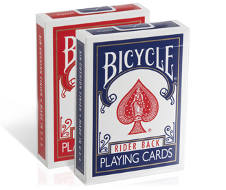 >Bicycle Deck Old Style