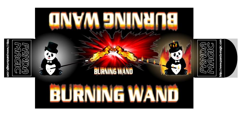 >Burning Wand
