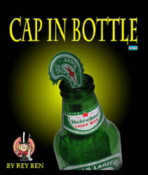 >Cap In Bottle