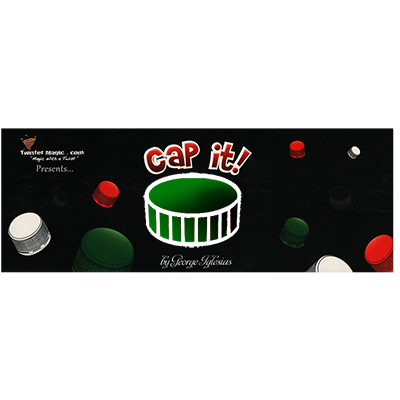 >CAP IT (Green)