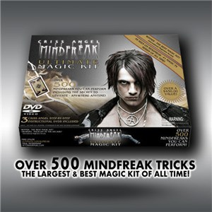 Criss Angel's Ultimate Magic Kit