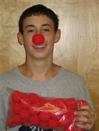 Clown Nose 2""