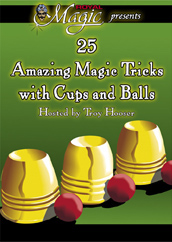 >Amazing Magic with Cups & Balls