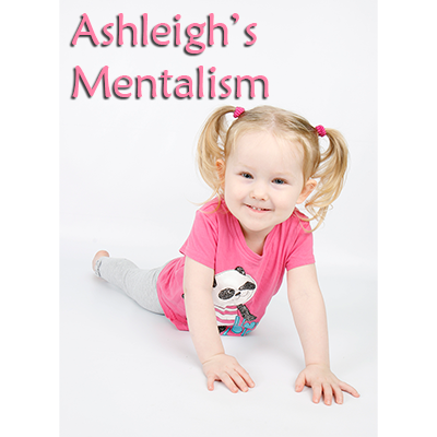 Ashleigh's Mentalism Book Test by Jonathan Royle - Video/Book DO