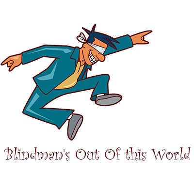 Blind Man's Out of This World by Jonathan Royle - Video/Book DOW