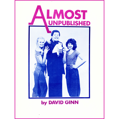ALMOST UNPUBLISHED by David Ginn - eBook DOWNLOAD
