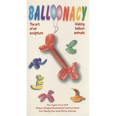 Balloonacy by Dennis Forel - Video DOWNLOAD