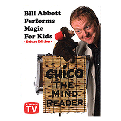 Bill Abbott Performs Magic For Kids Deluxe 2 volume Set by Bill