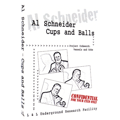 >Al Schneider Cups & Balls by L&L Publishing video DOWNLOAD