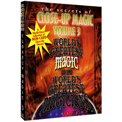 Close Up Magic - Volume 3 (World's Greatest Magic) video DOWNLOA