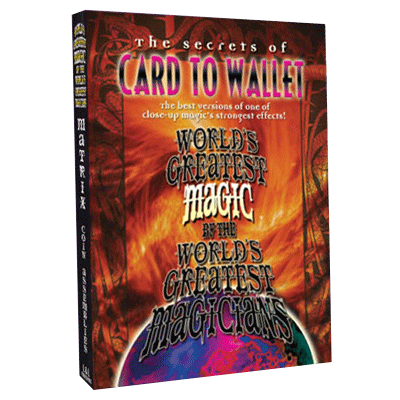 >Card To Wallet (World's Greatest Magic) video DOWNLOAD