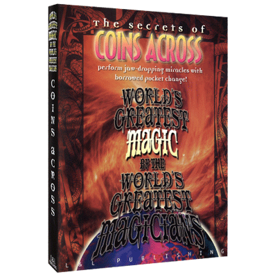 >Coins Across (World's Greatest Magic) video DOWNLOAD