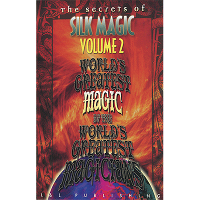 World's Greatest Silk Magic volume 2 by L&L Publishing video DOW