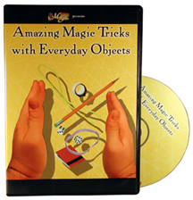 >Amazing Magic Tricks with Everyday Objects