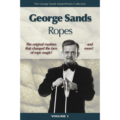 George Sands Masterworks Collection - Ropes (Book and Video) - V