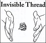 >Invisible Elastic Thread