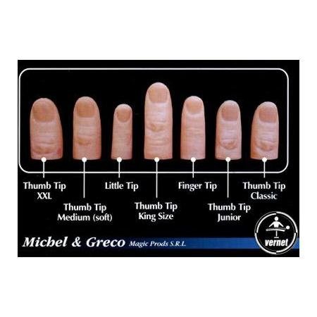 Finger Tip Set - Vernet