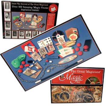 >Secrets of the Great Magicians' Magic Set
