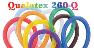 >260Q Traditional Balloons From Qualatex