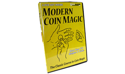 Modern Coin Magic DVD
