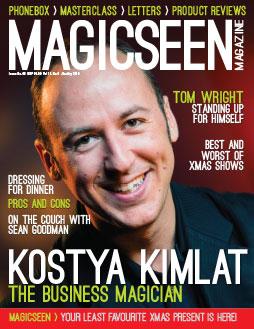 >Magic Seen Iss 66 (December 2015)