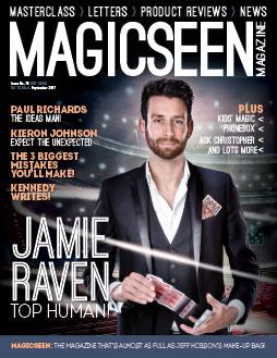 >Magic Seen Iss 76 (September 2017)