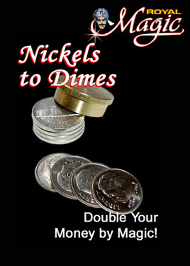 >Nickels to Dimes