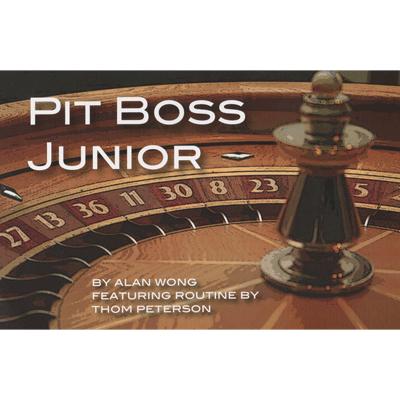>Pit Boss Jr. by Alan Wong