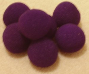 "1.5"" Purple Super Soft"