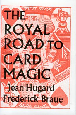 >Royal Road To Card Magic