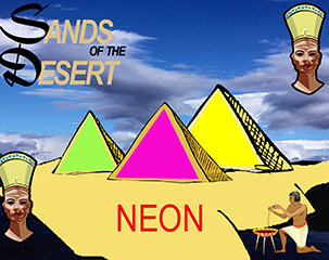 Sands of the Desert - Neon Refill