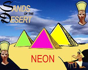 >Sands of the Desert - Neon Refill