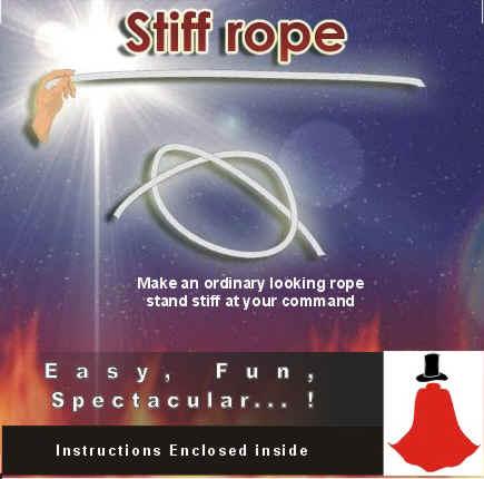 >Stiff Rope