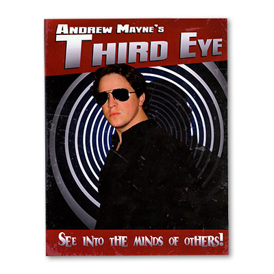 Third Eye - Autographed by Author