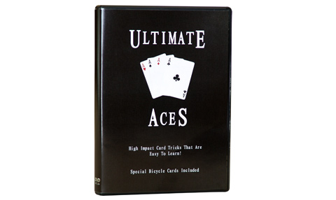 Ultimate Aces DVD