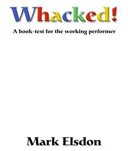 >Whacked Book Test - Mark Elsdon