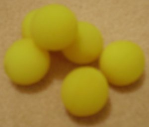 "2"" Yellow Super Soft"