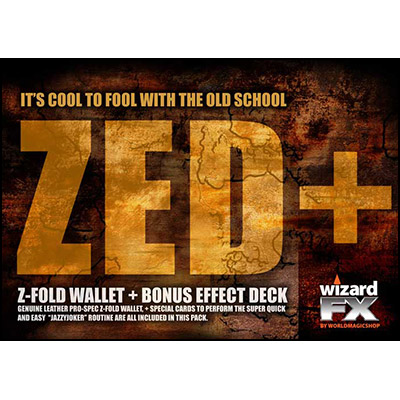 Zed Wallet (With Jazzy Joker Trick)
