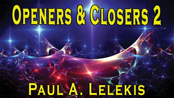 >Openers & Closers 2 by Paul A. Lelekis Mixed Media DOWNLOAD
